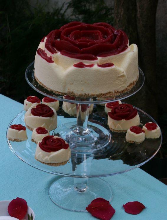 cheesecake trandafir_Cheesecake Romania