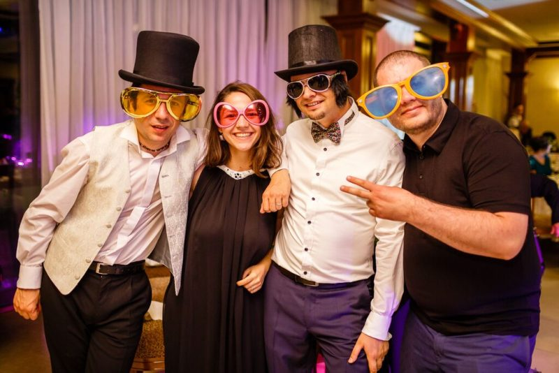 party people - wedding party - Wedding Planner Victorita Axinescu