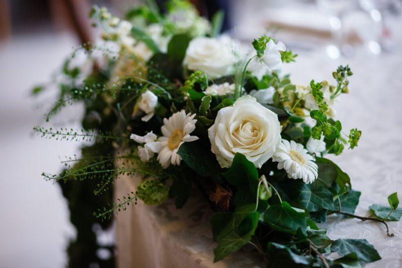 decor floral prezidiu - Eventi Bianchi