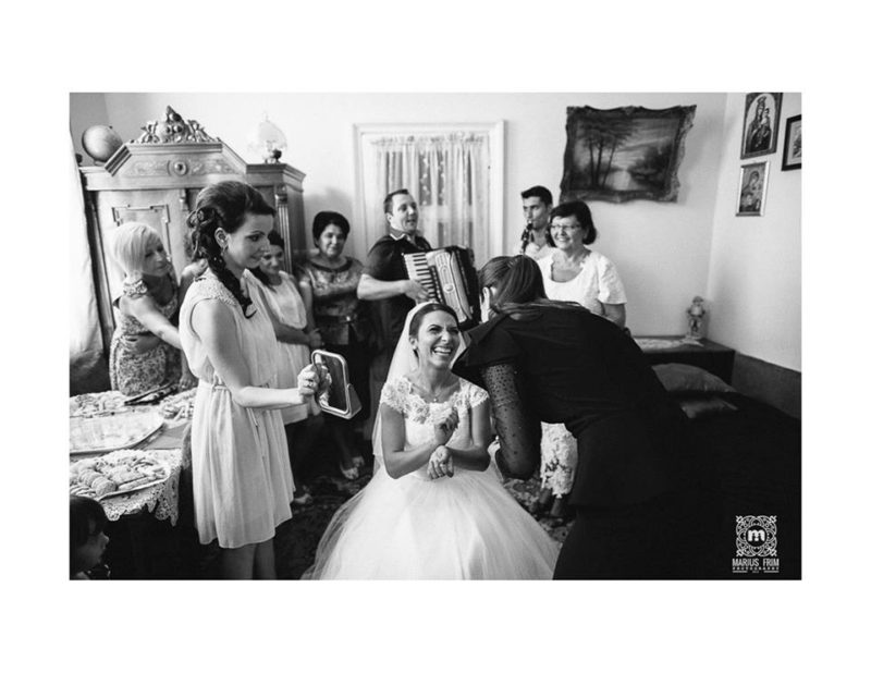 Traditiile de nunta vechi si noi