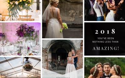 2018 year in review – cum mi-am simplificat munca de wedding planner și ce urmează pentru anul următor