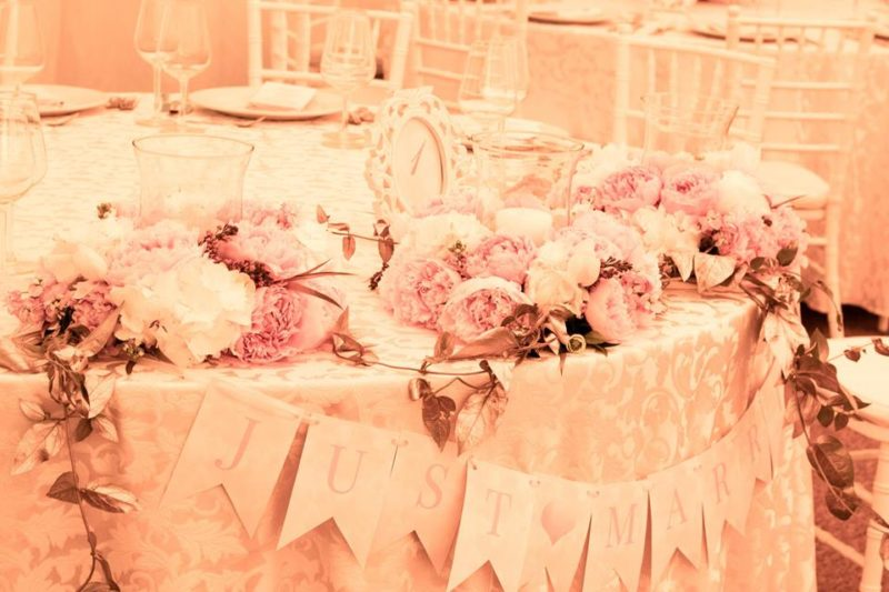 decor floral prezidiu  - Moood Giuvaere Florale