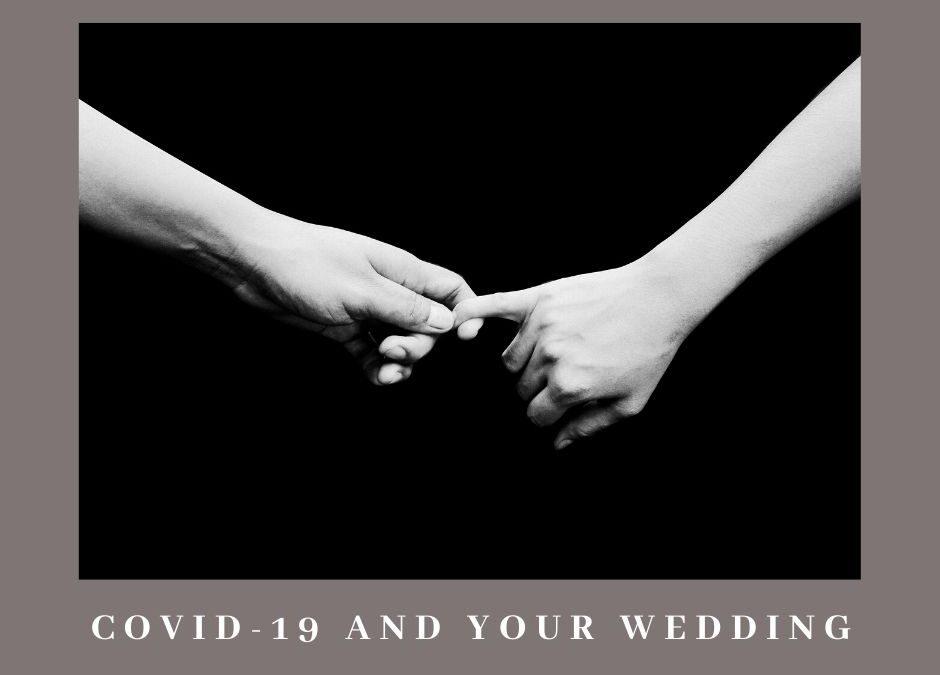 COVID-19 și nunta ta