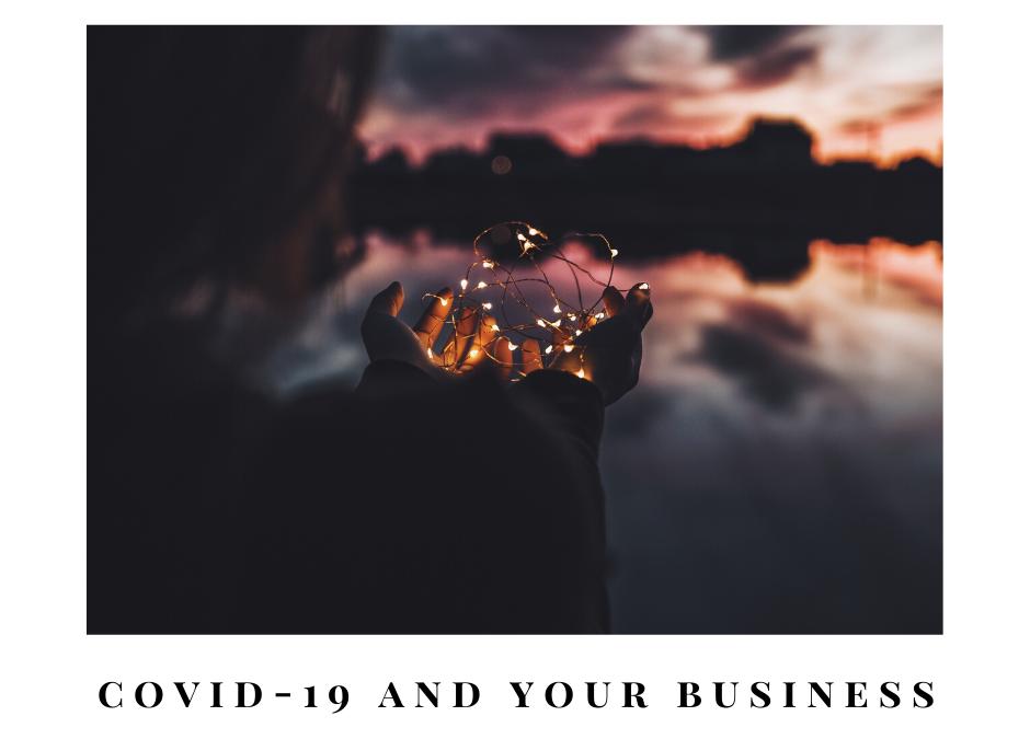 COVID-19 și business-ul tău în industria nunților