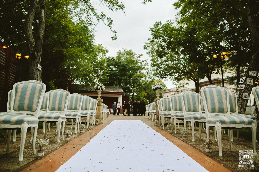 Ceremonie in aer liber Palatul Bragadiru