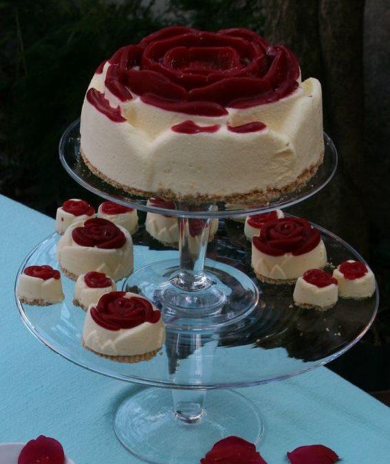 Cheesecake-ul,  sora educata in SUA a tortului de nunta