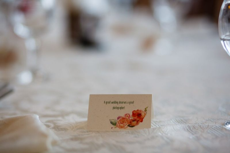 place cards - Ioana & Sorin - Marius Barbulescu Photography