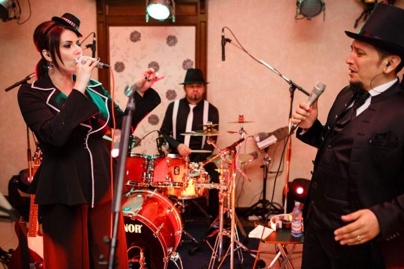 Popas Band - Wedding Planner Victorita Axinescu
