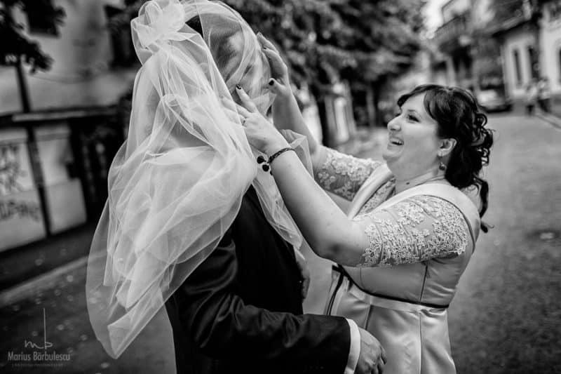 Verde-rock-stop – o nuntă ca-n povești (moderne)