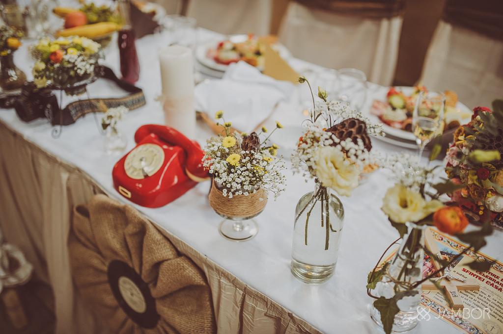 jambor - nunta deosebita