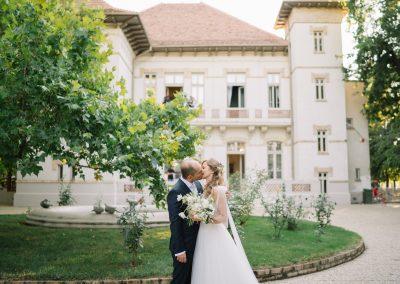 V&M – Nuntă la Domeniul Manasia